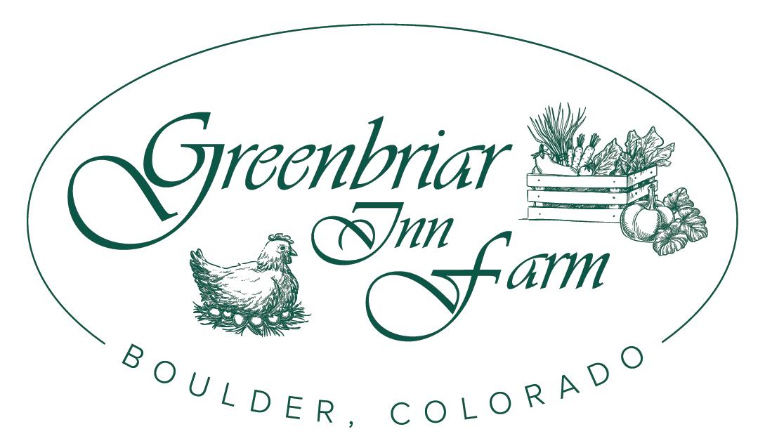 Greenbriar Inn Farm • Logo Design