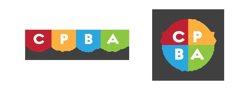CPBA • logo design