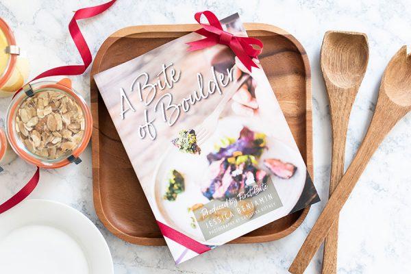 A Bite of Boulder cookbook