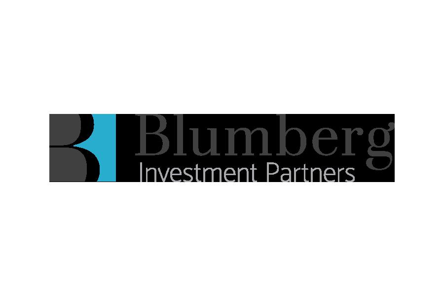 Blumberg Investment Partners • Logo Design
