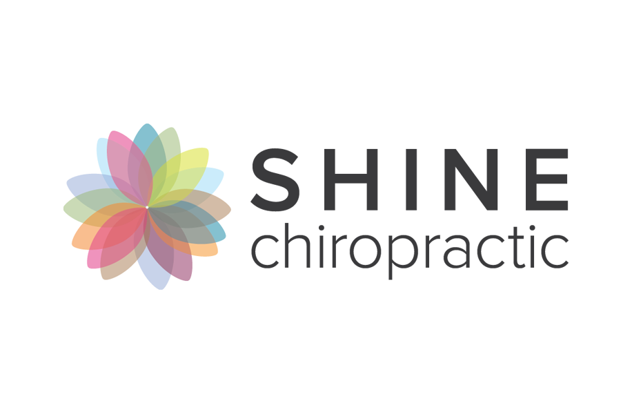 Shine Chiropractic • Logo Design